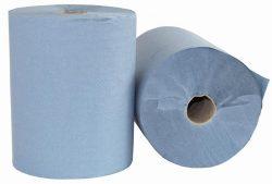 PD Wiper Roll Blue Adapt Paper
