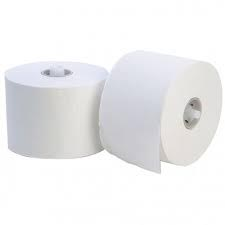 Matic toilet roll