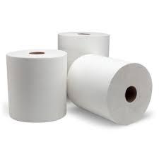 Wiper Rolls Centrefeed rolls